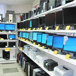 Компьютерные магазины Кировска