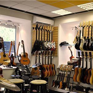 Музыкальные магазины Кировска