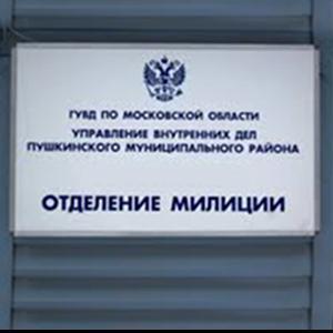 Отделения полиции Кировска
