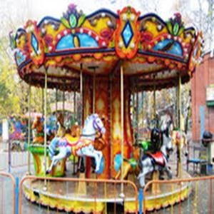 Парки культуры и отдыха Кировска