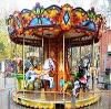 Парки культуры и отдыха в Кировске