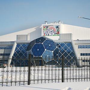 Спортивные комплексы Кировска