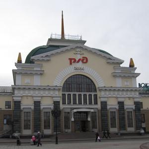 Железнодорожные вокзалы Кировска